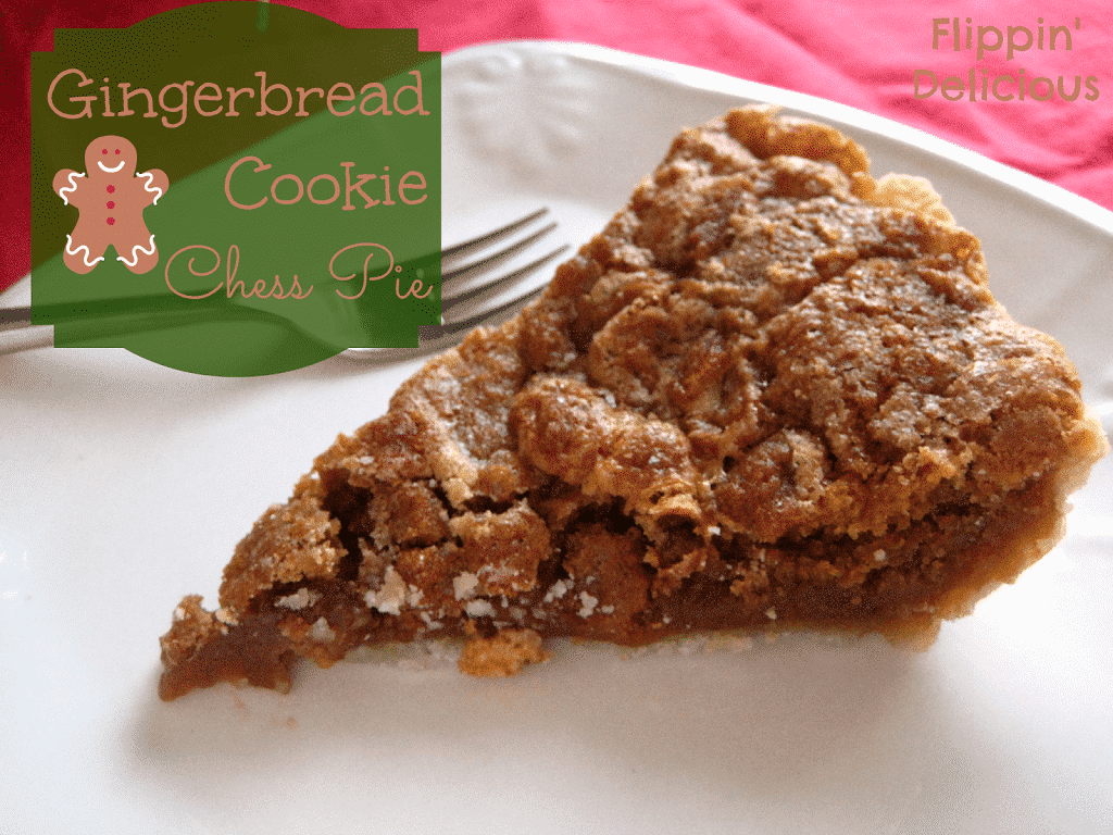 This Gluten-Free Gingerbread Chess Pie is by far my favorite. The gingerbread cookies soak up the sweet, buttery filling and become something truly amazing. No corn-syrup either, just the good stuff.